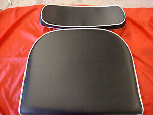 New Massey Ferguson Tractor Seat Cushion Set 135 150 165 235 85 To20 To30 To35