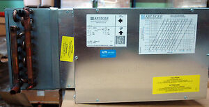 Krueger B016 Lmhs Single Duct Terminal Unit 10 10 W hot Water Heat W23 Vav 10