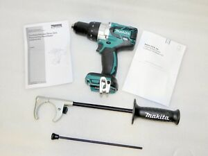 Makita Xph07 Cordless 18v Li ion Brushless 1 2 Or 5 8 Hammer Drill Tool Only