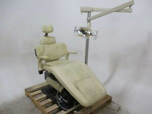 Belmont Belmont Axis 90 Dental Patient Exam Chair W Light