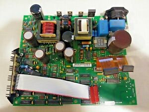 Hp Viridia 24 26 Patient Monitor M1204 60086 Main Board W Cables Ac Entry Tech