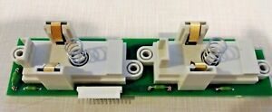 Hp Viridia 24 26 Patient Monitor M1204a Battery Entry Module Pcb Replacement Md