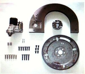 Adapter To Install An Aod Transmission On A Ford Fe Engine