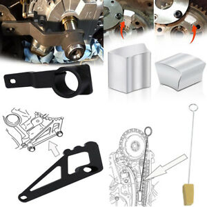 Crankshaft Position Cam Phaser Hold Lock Out Kit Timing Chain Tool For Ford 5 4l