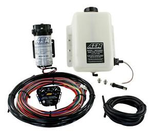 Aem Electronics V2 Water Methanol Injection Kits 1 Gal 200psi Pump Multi Input