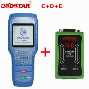 Obdstar X 100 Pro C d e For Immo odometer obd Software Get Free Pic