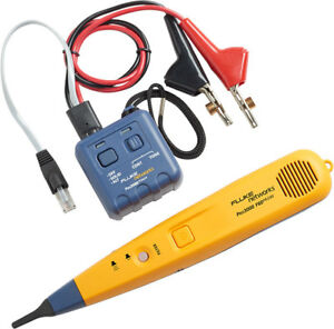 Fluke Networks Pro3000f60 kit Analog Probe With 60hz Filter And Tone Generator