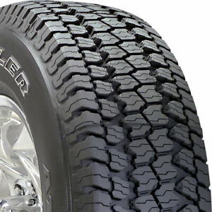 4 New P265 70 17 Goodyear Wrangler At s 70r R17 Tires 31289