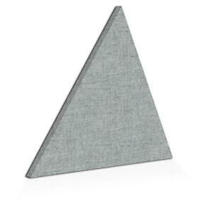 Adw Acoustic Panels 24 X 24 X 2 Triangle Quick Easy Diy Install See Our M