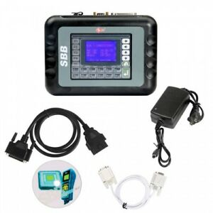 V46 02 Sbb Key Programmer Multi language Support Toyota G Chip Support Pin Code