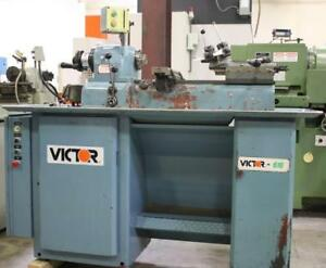 Victor 616 hardinge Dv 59 Second Operation Lathe Lmc 36427