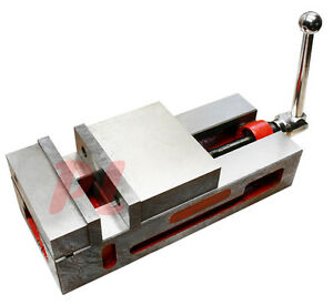 6 Super lock Precision Cnc Milling Vise 0004 Nc cnc Clamp Device Vising