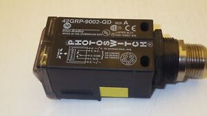Allen Bradley 42grp 9002 qd Photoswitch 70 264vac dc Spdt On off Series A