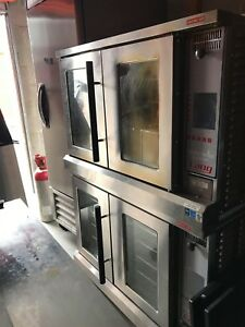 Lang Commercial Convection Electric Full size standard Depth Convection Oven