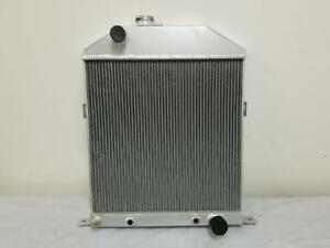 1946 1947 1948 Ford Coupe With Chevy Engine Aluminum Radiator 46 47 48 Ford Car