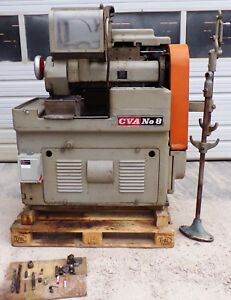 Kearney Trecker Single Spindle Automatics Cva No 8 Sn 85374