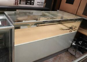 Display Counter Retail Store Display Counter Glass Top Display