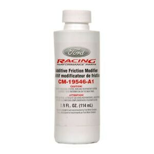 Ford Performance Differential Lube Additive Friction Modifier 4 Oz