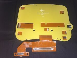 Ge Dash 3000 4000 5000 Patient Monitor 2002393 001 Replacement Display Shield Or