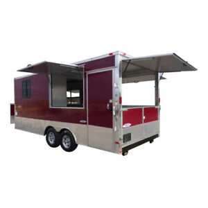 Concession Trailer 8 5 X 20 Brandywine Food Event Catering
