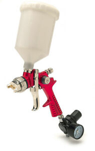 Titan Tools 19018 1 8 Mm Hvlp Gravity Feed Auto Body Paint Spray Gun