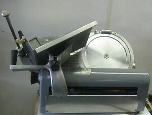 Hobart 1612 Counter Top Deli Meat And Cheese Slicer 1612p Great Condition 1 3 Hp