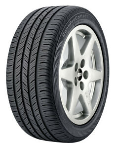 2 New Continental Contiprocontact 84h Tires 1756515 175 65 15 17565r15
