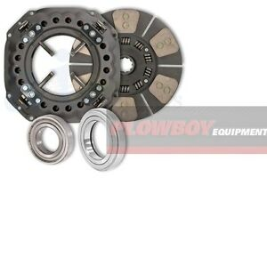 Clutch Kit For Ford Tractor Tw10 7910 8000 8200 8210 8530 8600 8700 9000 9200