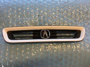 1991 1992 1993 1994 Acura Legend 2 Door Coupe Front Bumper Grill Oem