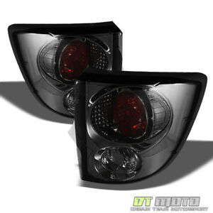For Smoked 2000 2005 Toyota Celica Euro Style Tail Lights Lamps 00 05 Left right