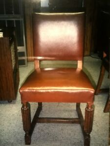 16 Antique Uc Berkley Presidential Conference Room Chairs