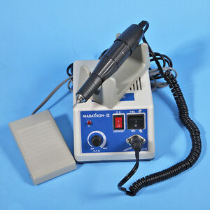 Dental Lab Marathon Micromotor Machine N3 35k Rpm Polishing Handpiece Motor