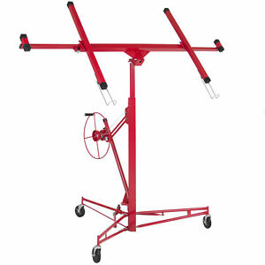 Drywall Lift 11 Lift Panel Hoist Dry Wall Jack Lifter Construction Tools