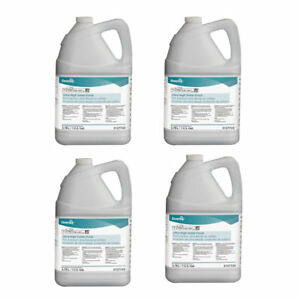 Diversey Sealed Air 3137723 Timesaver sr Floor Finish 1 Gallon 4 Per Case