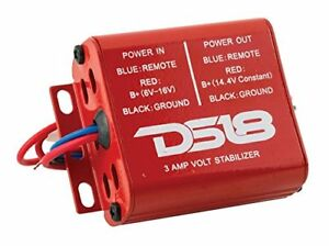Ds18 3avs 14 4v Car Audio Stabilizer Constant Steady Output Voltage