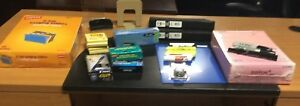Lot Of Office And School Supplies Glue Post Its Binders Stapler Paper Lock