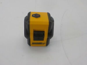 Johnson Level Tool Self leveling Cross And Line Laser Cross line Laser