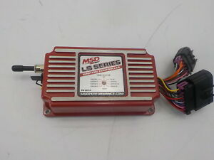 Msd 6014 Ignition Controller