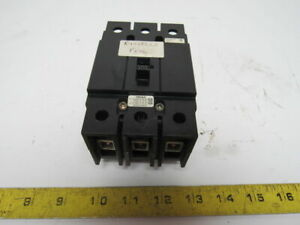 Westinghouse Ghc3100 100a Molded Case Circuit Breaker 277 480v 3 Pole