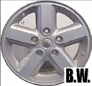 16 Inch Oe Wheel Fits 2007 2007 Jeep Wrangler 09073