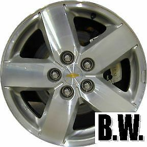 15 Inch Oe Wheel Fits 2003 2004 Chevrolet Car Cavalier 05155