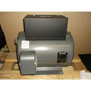 Baldor 3edx7 r 15 15hp Phase a matic Rotary Phase Converter 208 230 60 3