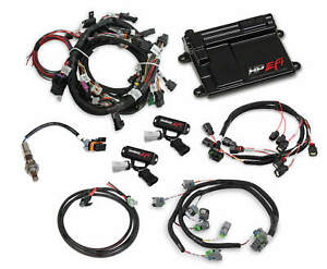 Holley Efi 550 628n Ford Coyote Ti Vct Capable Hp Efi Kit Ntk O2