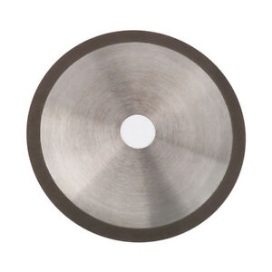 6 2 Inch Diamond Grinding Wheel Cutter Grinder Carbide Hard Steel Abrasive Tool