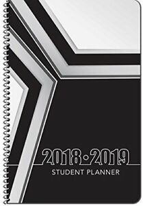 Dated High middle School Student Planner For Academic Year 2018 2019 Jostens In
