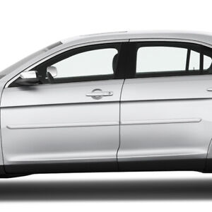 Painted Body Side Moldings Trim Mouldings For Ford Taurus 2010 2019