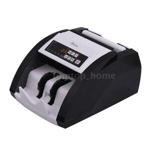Nanxing Automatic Currency Money Cash Counting Bank Note Counter Machine Us U6g6