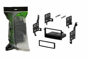 Single Din Dash Kit For Select Scion Toyota To Replace Aftermarket Stereo Radio