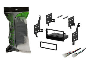 Single Din Dash Kit W Harness For Select Scion Toyota To Replace Stereo Radio