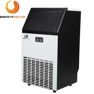 Beamnova Commercial Cube Ice Maker Built in Undercounter Freestanding Machine Us